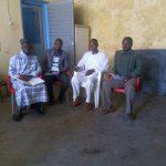 Vergadering op het Centre